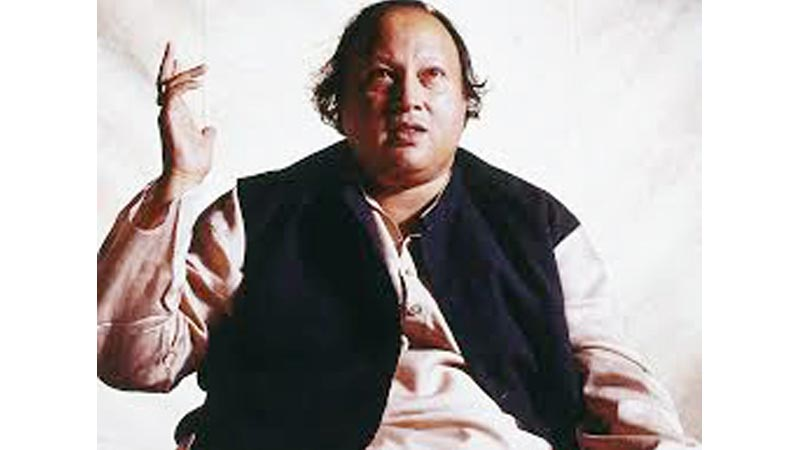 My songs should not be compared to Ustad Nusrat s originals Rahat Fateh Ali Khan - Daily Times