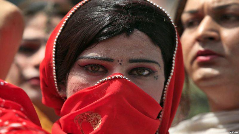 transgender, hijra's