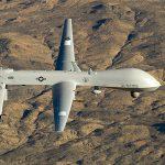 Drones strike again