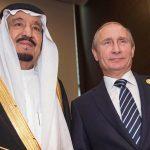 When Salman met Putin