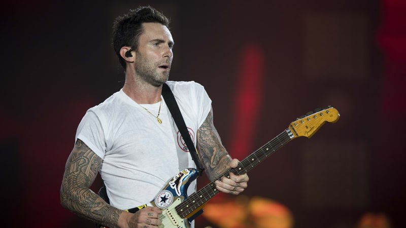 Maroon 5 announce new 2018 tour dates - Daily Times