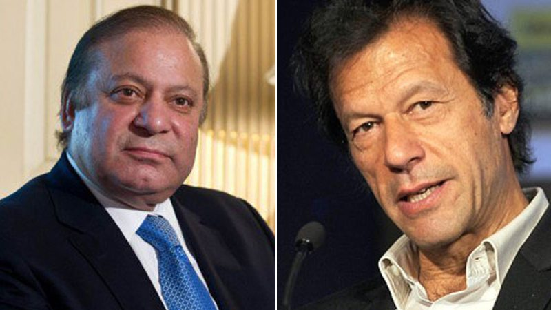 Image result for IMRAN AND NAWAZ