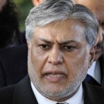 Senate polls: Dar withdraws nomination papers for general seat