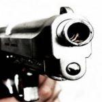 Two men gunned down