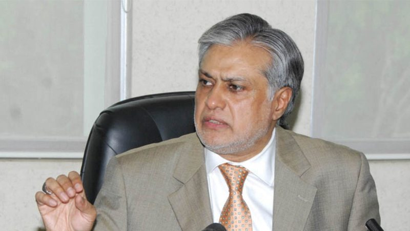 Dar insists economy not sliding, says he won't resign