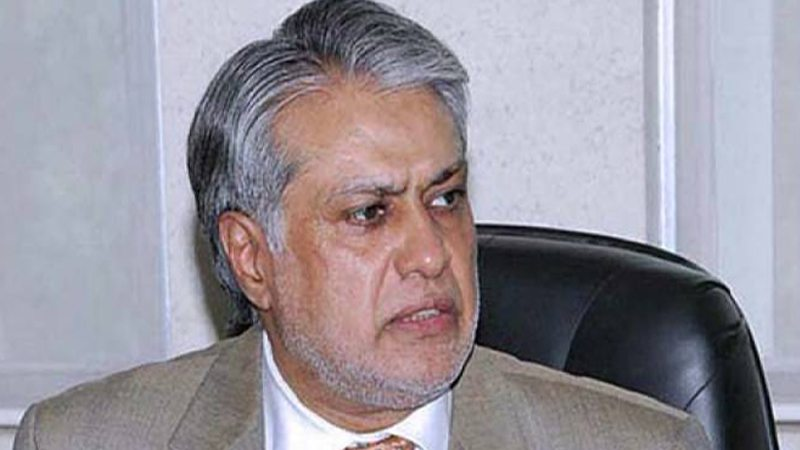 Only PM, political party has say in my resignation: Ishaq Dar