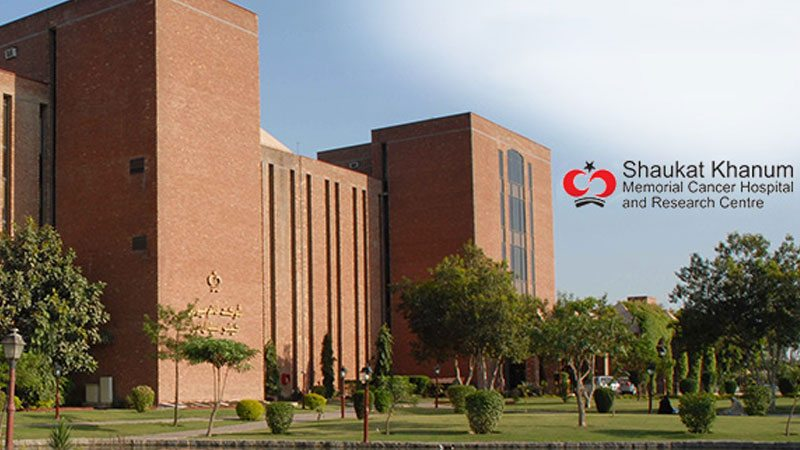Chief Medical Officer, Shaukat Khanum Hospital