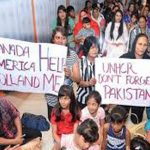 Pakistani minorities: fleeing the fire for a snake pit