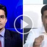 Shahzeb Khanzada snubs Mustafa Kamal over sexist remarks