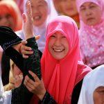 Chinese Muslims enjoy religious freedom