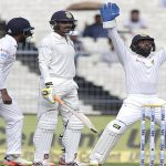 India manage 172 on support by lower order in first Test