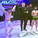Pakistan's Haider defeats India's Atif in MMA fight