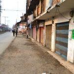 Occupied Kashmir observes complete shut down