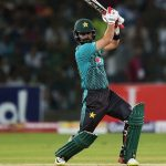 Shahzad helps Lahore Blues edge out Peshawar in thriller