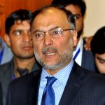 Crack down can be launched against protesters: Ahsan Iqbal