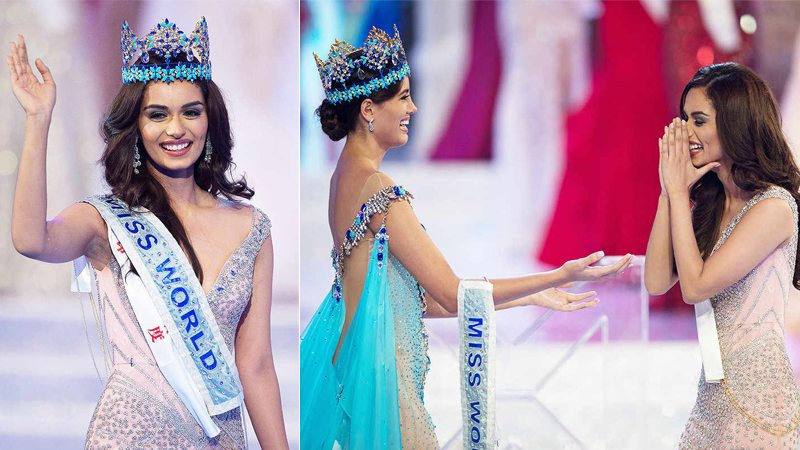 Who Is The Winner Of Miss World 2017 >> Miss World 2017 Winner Is Miss India Daily Times