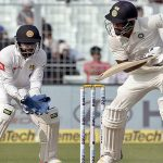 Rahul-Dhawan stand helps India surge ahead of Sri Lanka