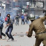 3 Kashmiris killed in clash with Indian forces