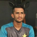 Hasan Ali penalised, fined  25 percent of match fees