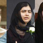 M is for Mahira, Malala and Maryam