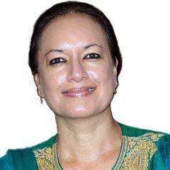 Nyla Ali Khan