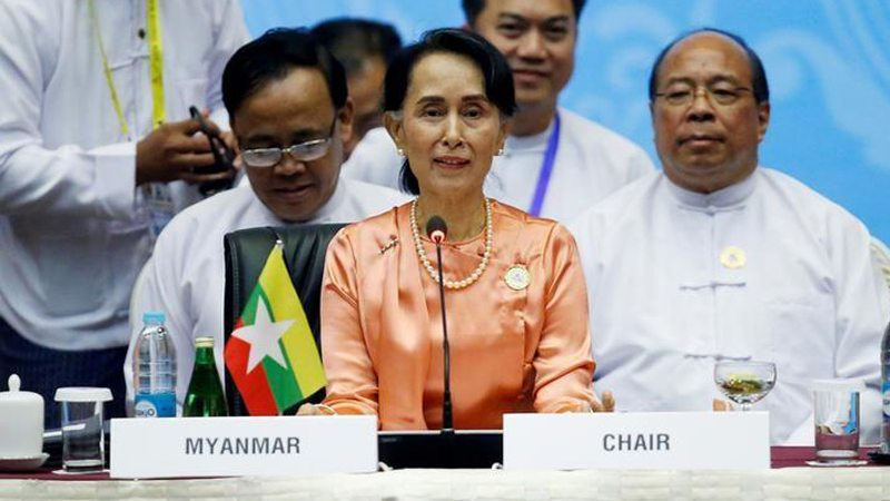Us Congress Members Decry Ethnic Cleansing In Myanmar
