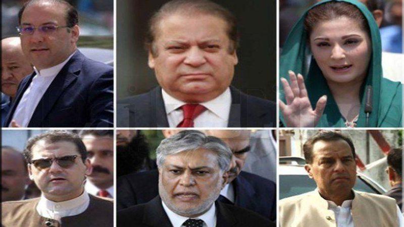 NAB court grants one-week exemption to Nawaz Sharif - Daily