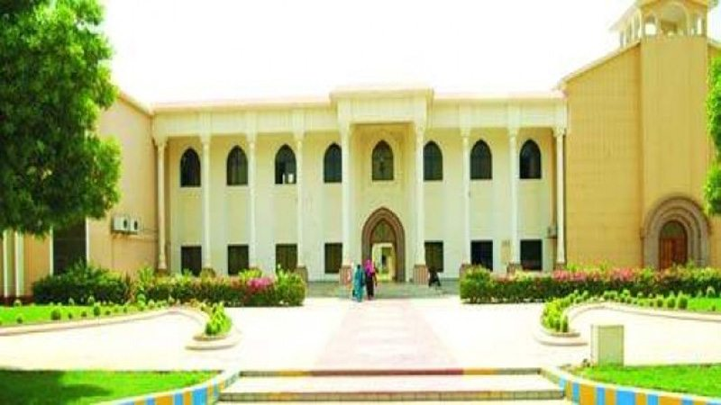 US consulate delegation visits Shah Abdul Latif University Khairpur