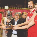 Army overwhelm WAPDA to clinch title