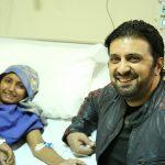 Asad Malik visits Shaukat Khanum