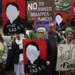 Amnesty Germany protests over forced disappearances in Pakistan