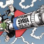 Trump administration's turnaround in Syria