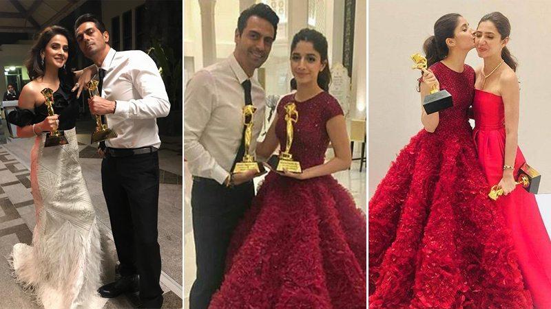 Pakistani stars win big at Bollywood awards ceremony - Daily