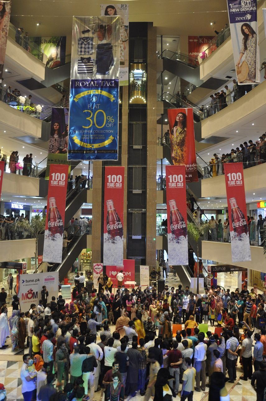 The rising trend of the mall culture in Pakistan – top seven