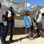 Libya oasis town offers rare 'Safe House' for migrants