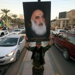 Top Shiite cleric opposes disbanding of Iraq's Hashed