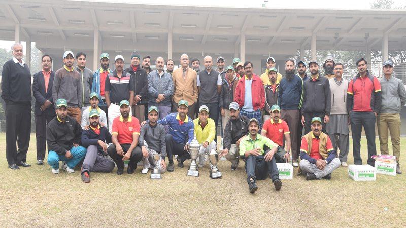Bilal wins Royal Palm Caddies Golf Tournament - Daily Times