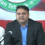 Fawad Chaudhry appointed PTI information secretary