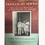 Von Tunzelman's analysis of the last days of the British Raj