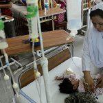 Anti-measles team attacked in Muzaffargarh