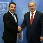 Guatemala's pro Israel vote