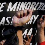 Minorities — make your voice heard