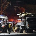 Bomber targets police in Quetta; seven killed