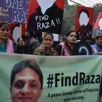 Speak up for missing activists
