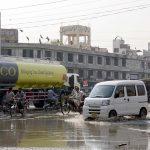 Outsource garbage disposal, but keep paying us for it, Central, Korangi DMCs tell Sindh