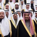 Saudi king as the 'caliph' of Muslims