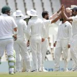 Shami takes three wickets as India fight back in S. Africa