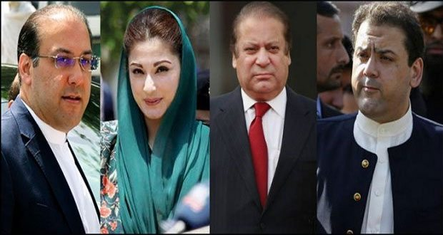 Graft case: Witnesses record statements in NAB references against Sharif family