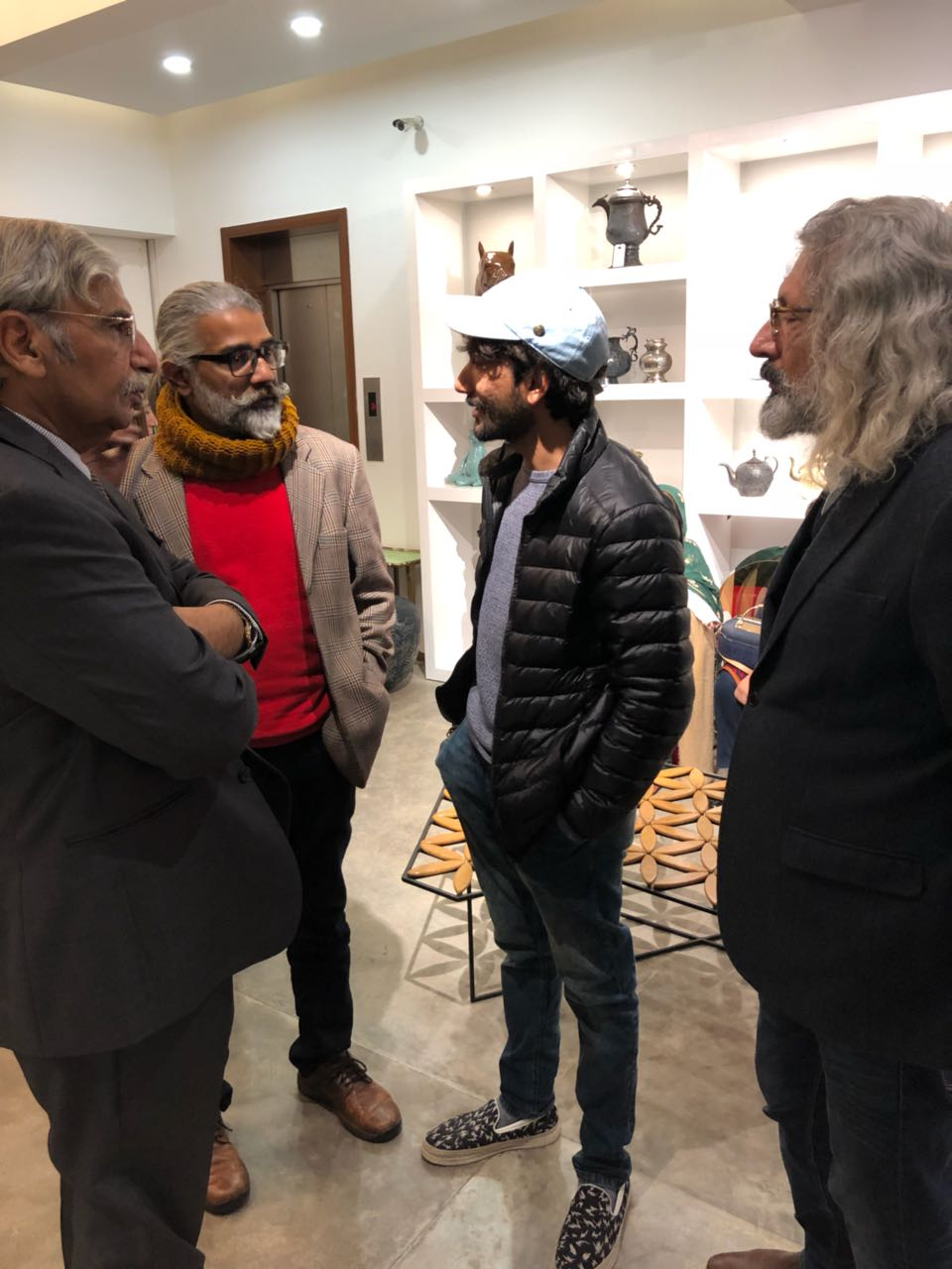 Unique exhibition of arts and craft in Lahore unveils expression of