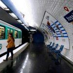 Drug crime concern mounts on Paris metro